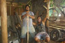 Easter_Island_Sculptor_Brothers